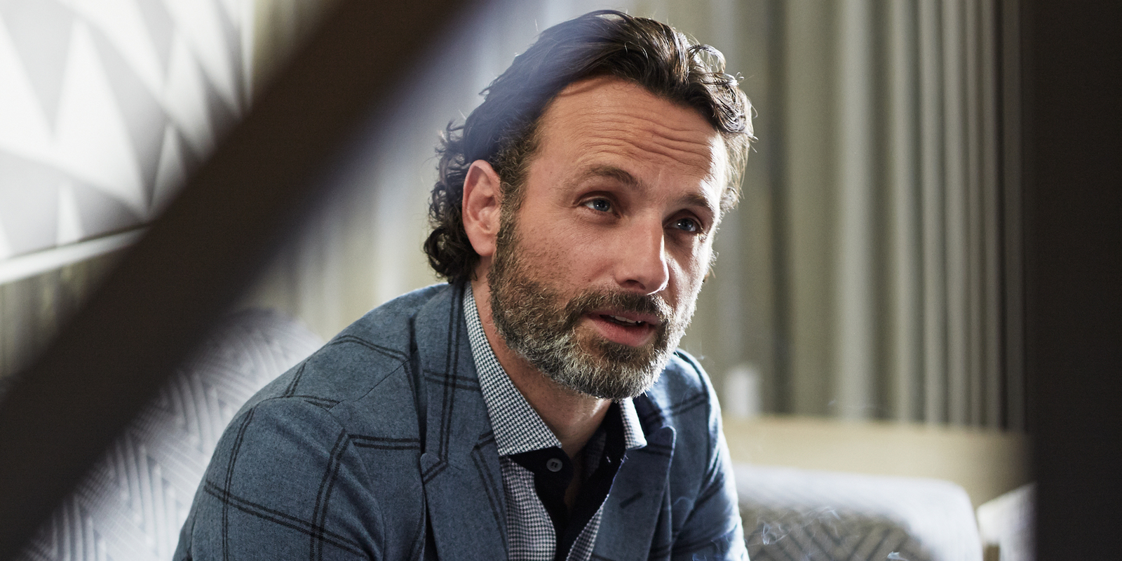 The Walking Dead S Andrew Lincoln Style Special