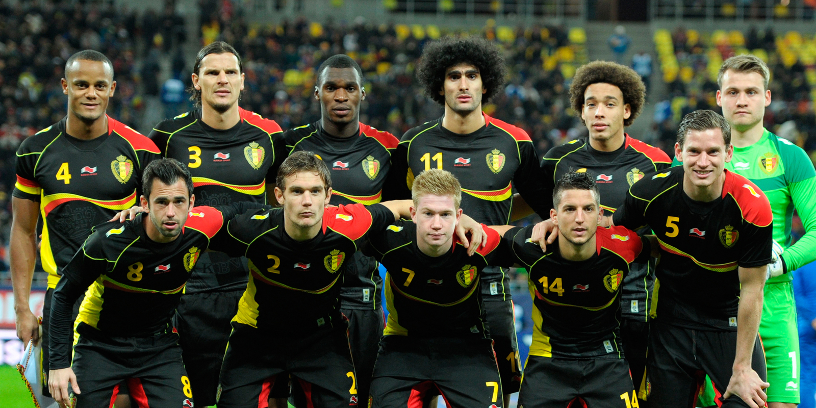 Why belgium is the hottest country in football - Tv discount belgique ...