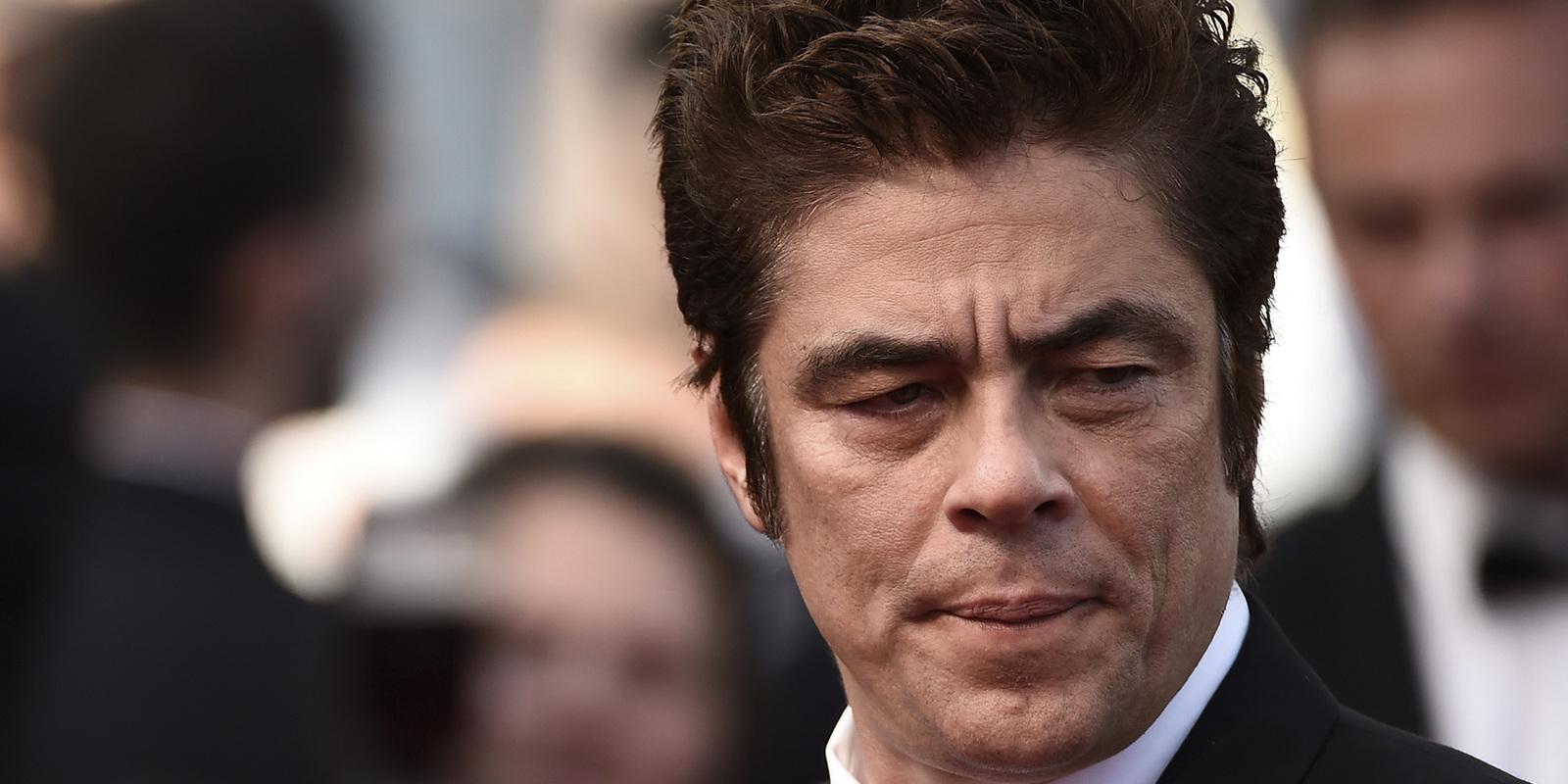 5 Minutes With... Benicio Del Toro