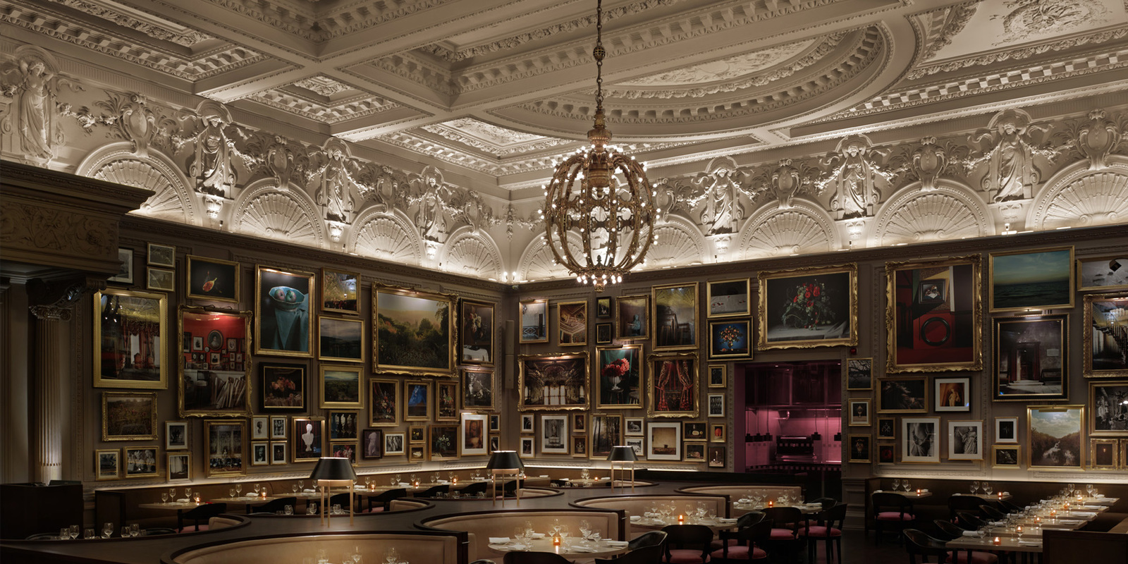 . 5 Of The Most Impressive Dining Rooms In London