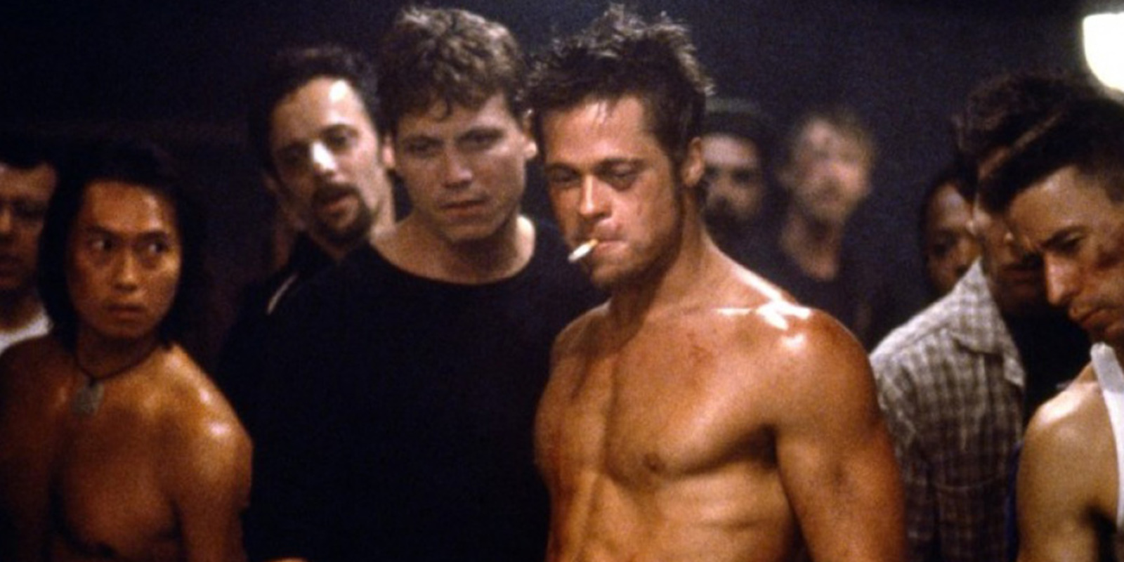 fight brad pitt - photo #11