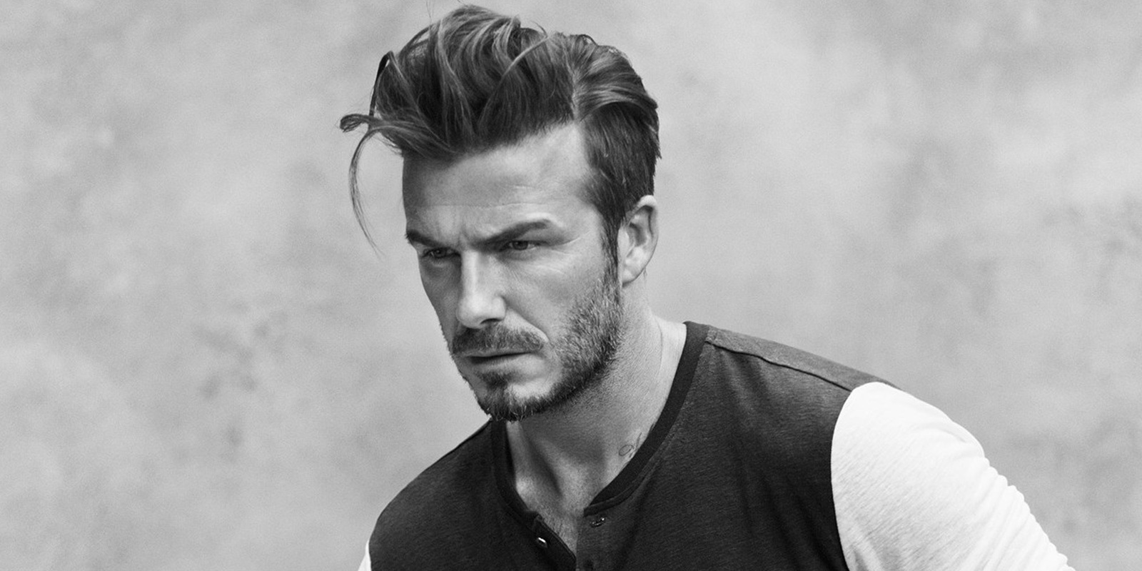 Image result for esquire beckham haircut