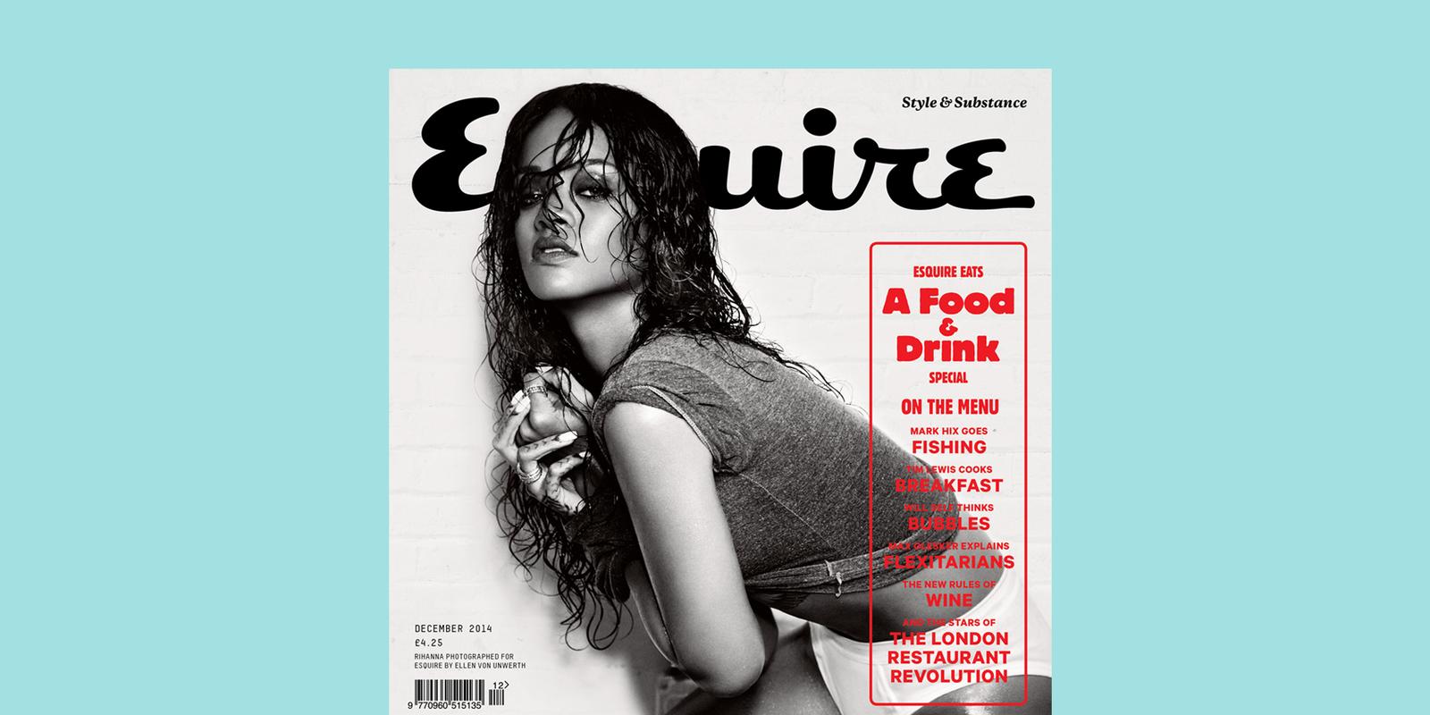 Introducing: Esquire's December Issue