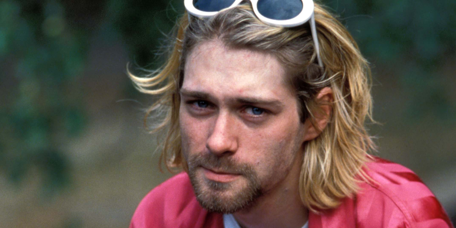 Kurt Cobain Natural Hair Color