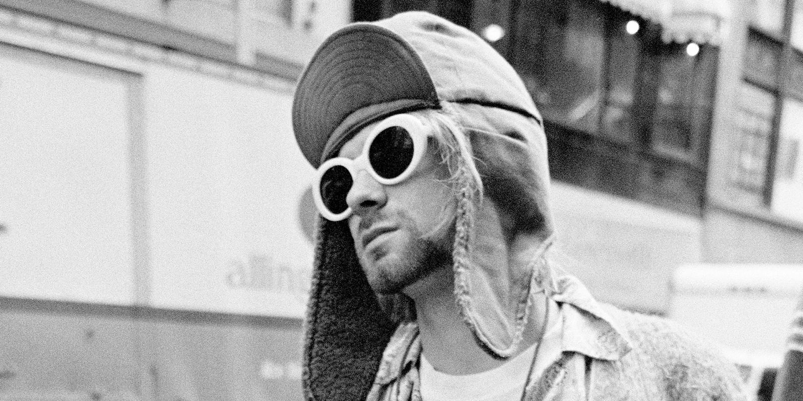 Kurt Cobain Style Icon
