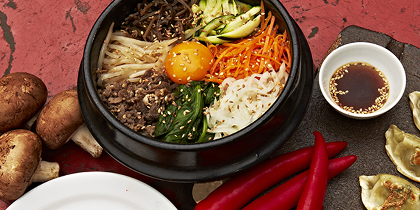 London 39 s best korean food joints for Cuisine korean