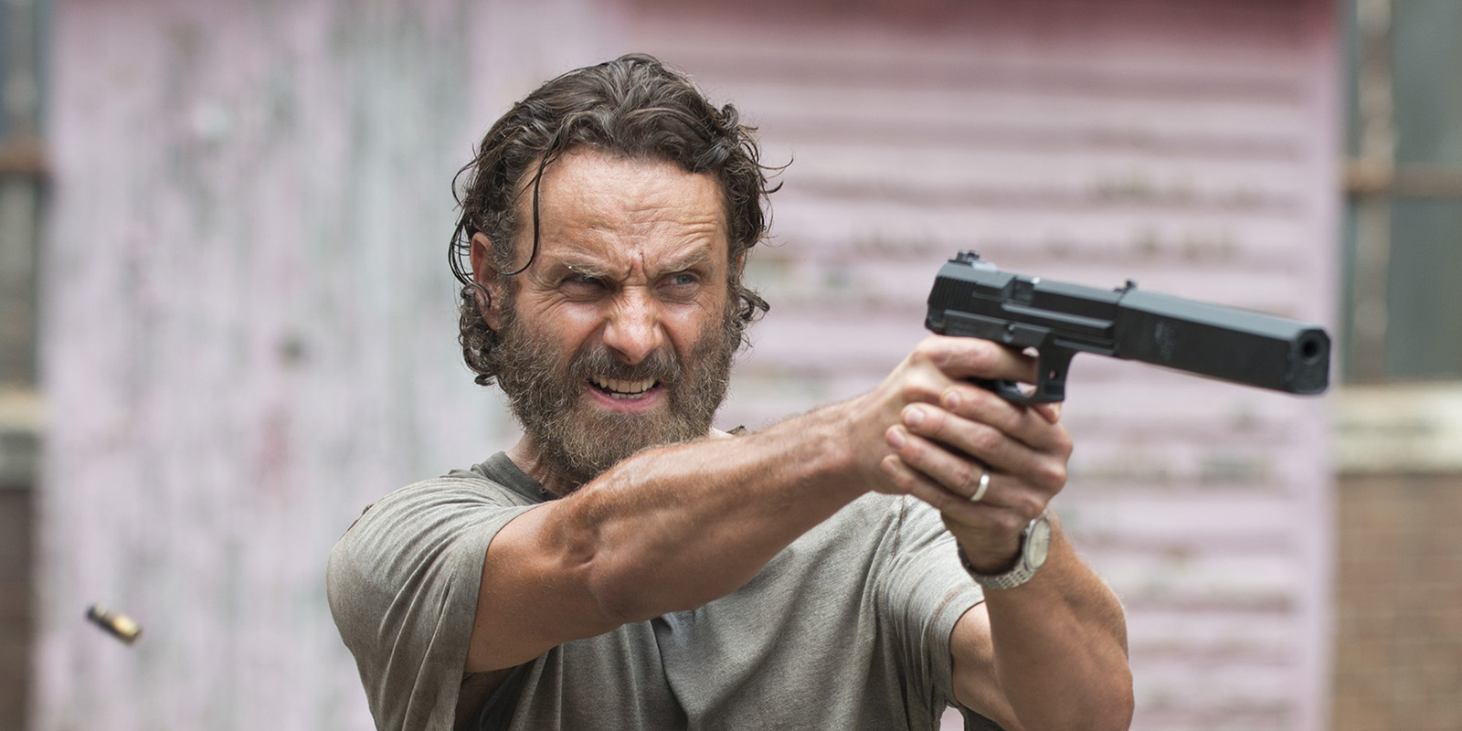 how rick grimes became the most unstable man on television in pictures. Black Bedroom Furniture Sets. Home Design Ideas