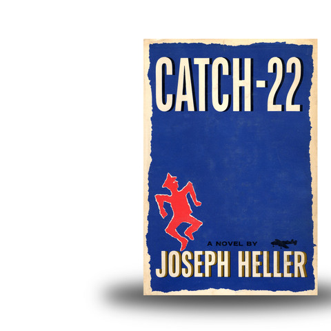 catch 22 a comical satire by joseph heller A comparison of satire in catch-22 and good as gold comparison compare  contrast essays  joseph heller who is perhaps one of the most famous writers  of the 20th  although the novel is funny is uses humor in order to further satirize.