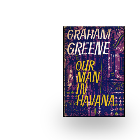 an overview of the novel our man in havana by graham greene [first paragraph] graham greene's novel our man in havana was published   denying that the characters of the havana police chief captain.