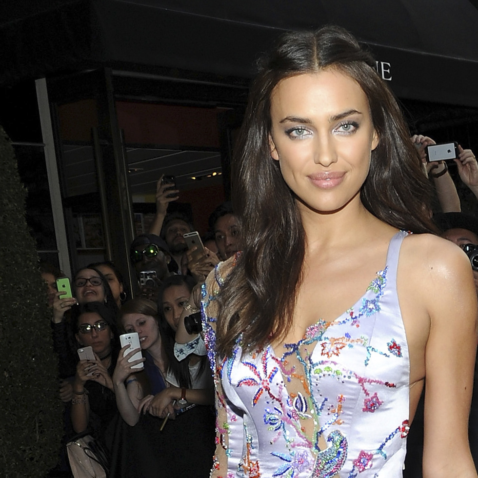 Irina Shayk pleased fans with spicy photos 04/09/2016 28