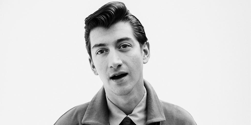Alex Turner Arctic Monkeys Image Gallery Alex Turner 2014