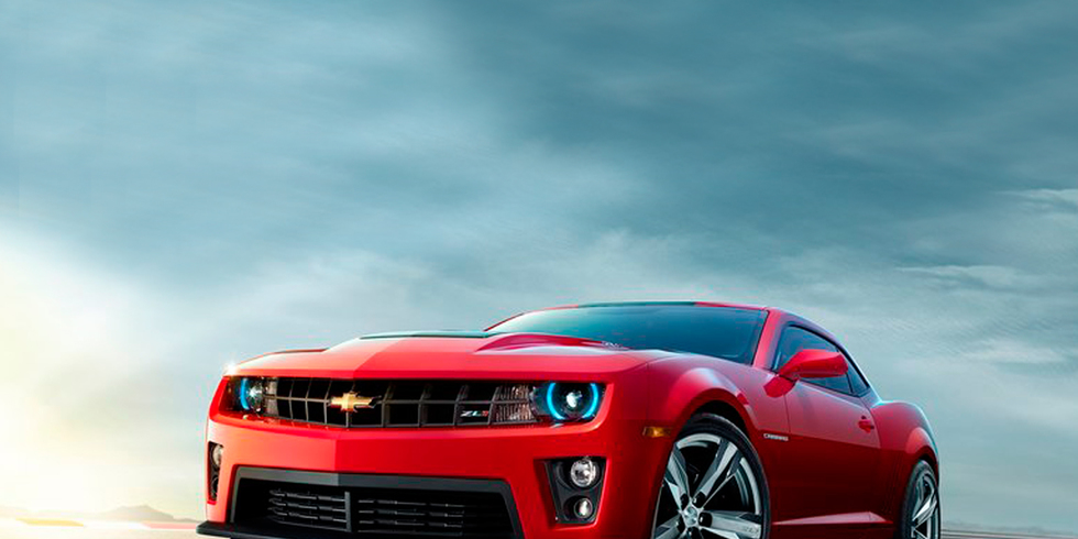 l_236 four of the best american muscle cars