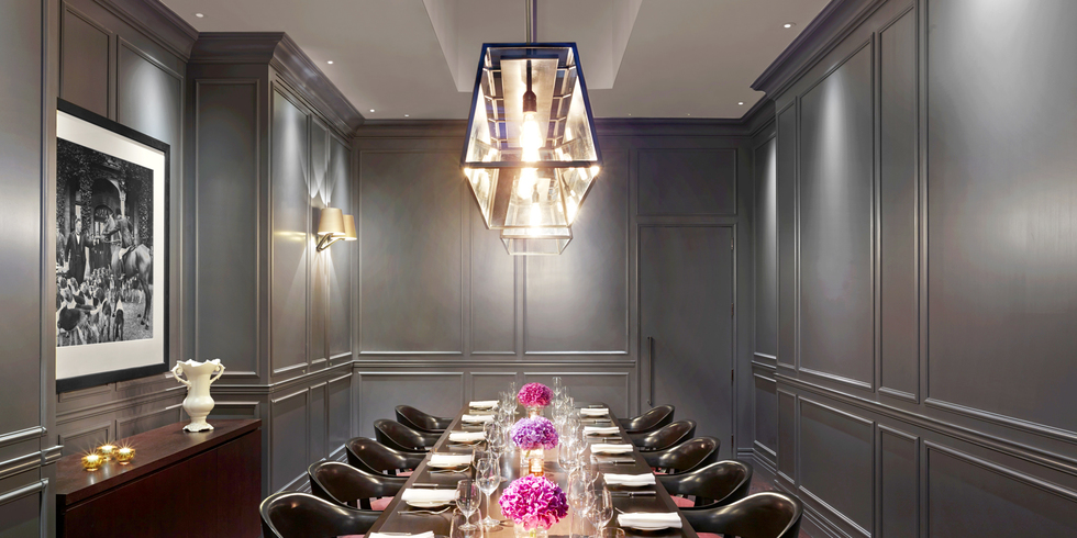 . 6 Of The Best Private Restaurant Dining Rooms