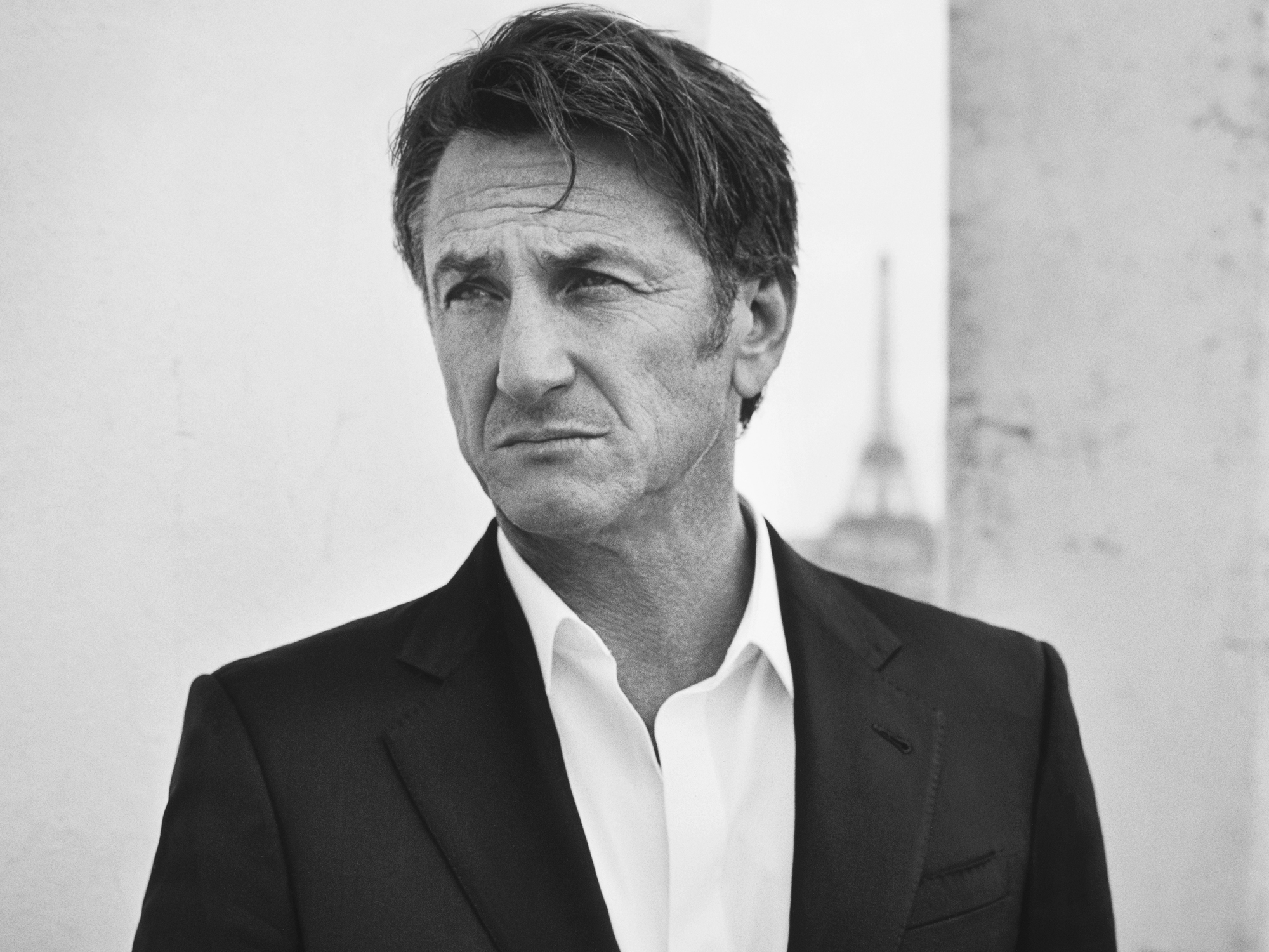 Sean Penn talks movies...