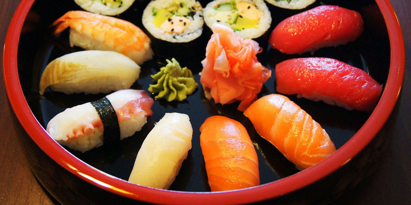 sorø sushi læge rør