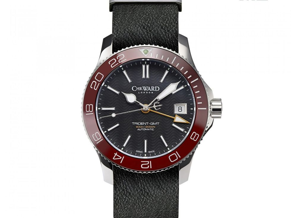 the best men s watches for under £1 000 christopher ward trident gmt