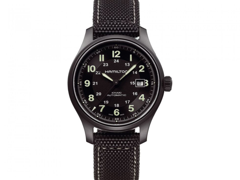 the best men s watches for under £1 000 hamilton khaki field automatic