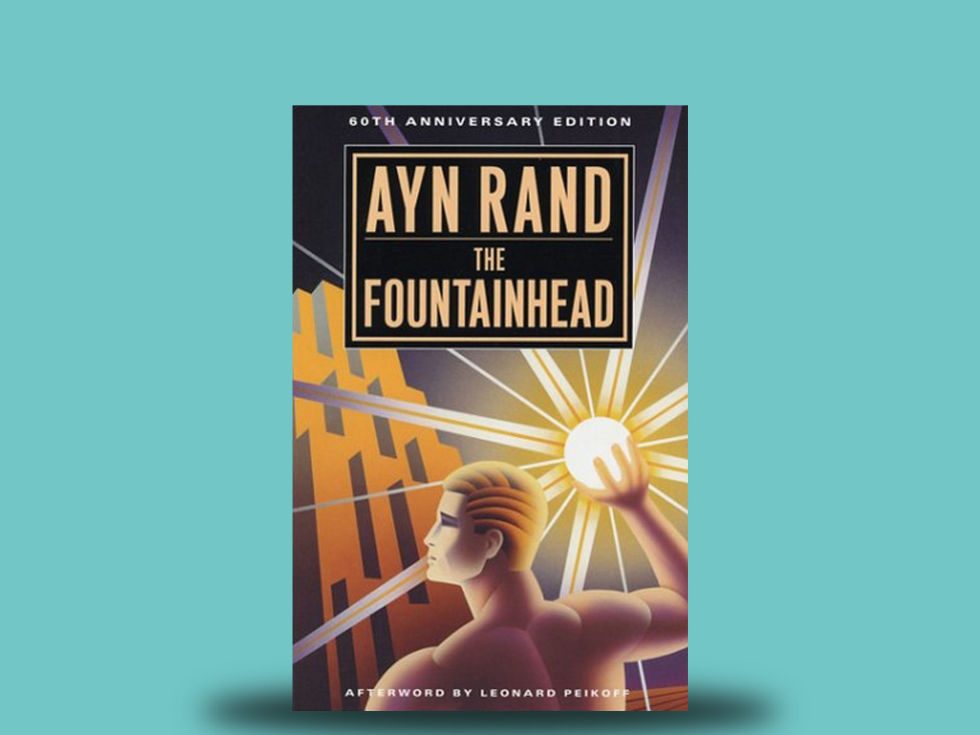 howard roark in the fountainhead by ayn The fountainhead автор: rand ayn the fountainhead has become an enduring piece of literature, more popular now than when published in 1943 on the surface, it is a story of one man, howard roark, and his struggles as an architect in the face of a successful rival, peter keating, and.
