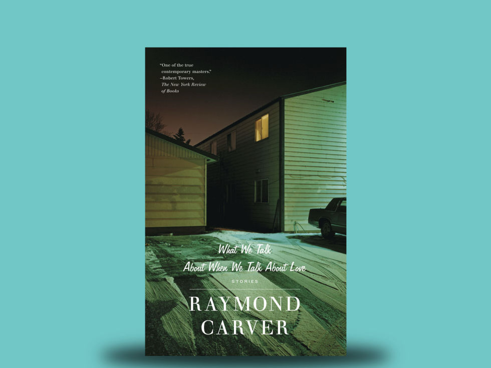 raymond carvers what we talk about Raymond carver reads what we talk about when we talk about love (1981.