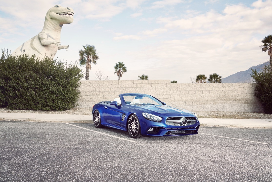 Mercedes Benz - Magazine cover