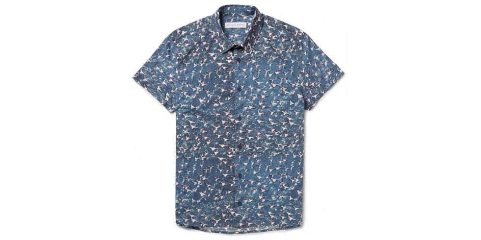 10 Of The Best Printed Shirts For Summer