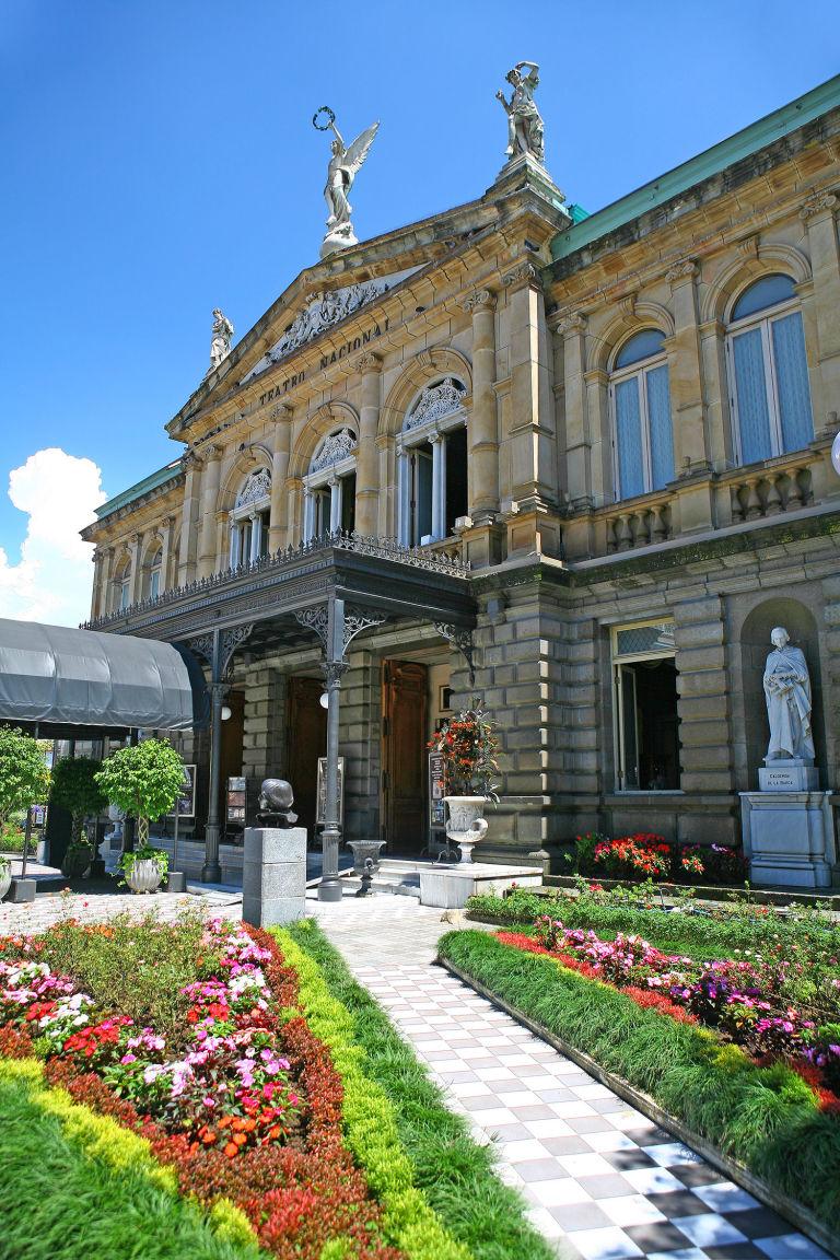 Teatro Nacional, San José