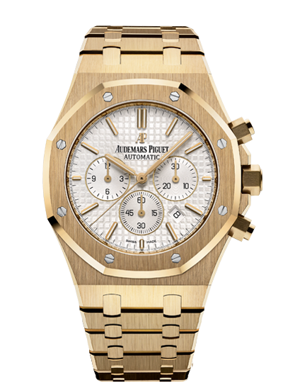 why it s time to embrace the gold watch audemars piguet royal oak chronograph