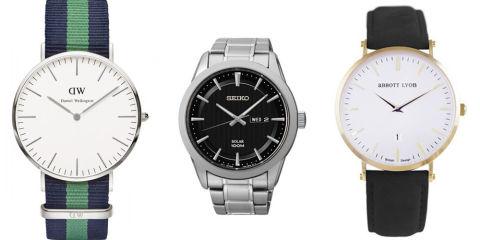 20 best men s watches 2017 top luxury watches for men best mens watches under 200