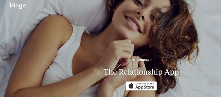 How does hinge dating app work