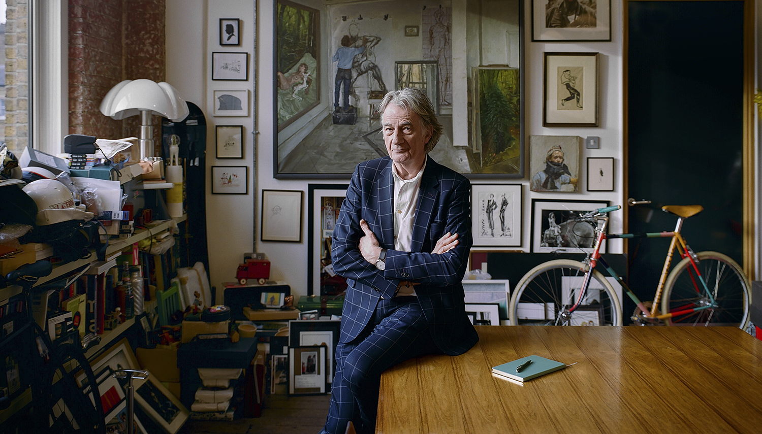Paul Smith Is A One Man Brand