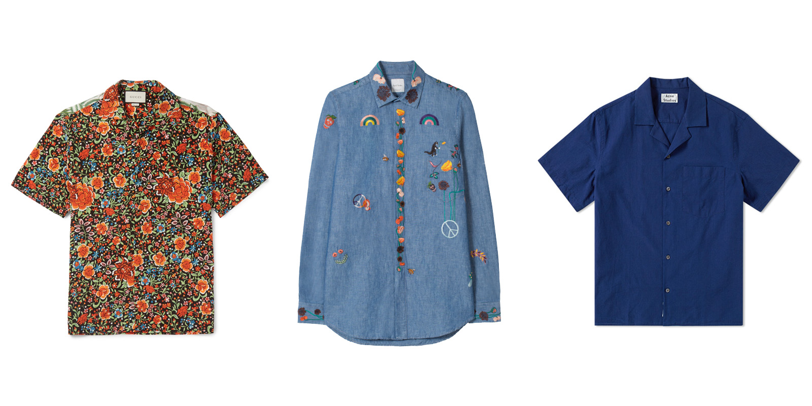 The Best Pattern Shirts of Summer (And How to Wear Them) June 14, Style: Clothing By John Zientek This summer, break away from traditional solid and .