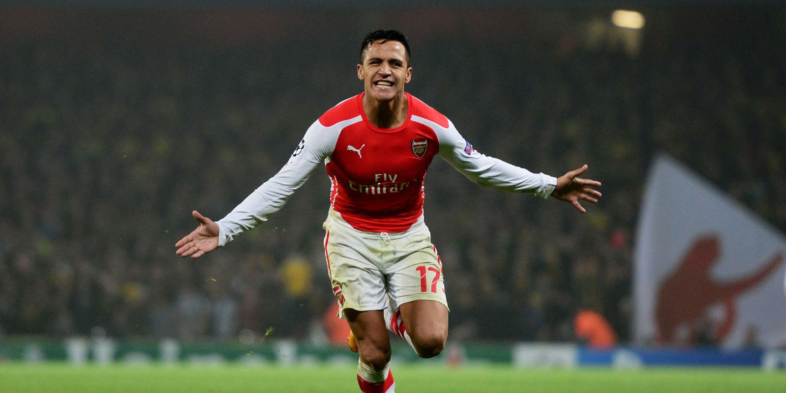 Arsenal s Alexis Sanchez Doesn t Talk To His Teammates