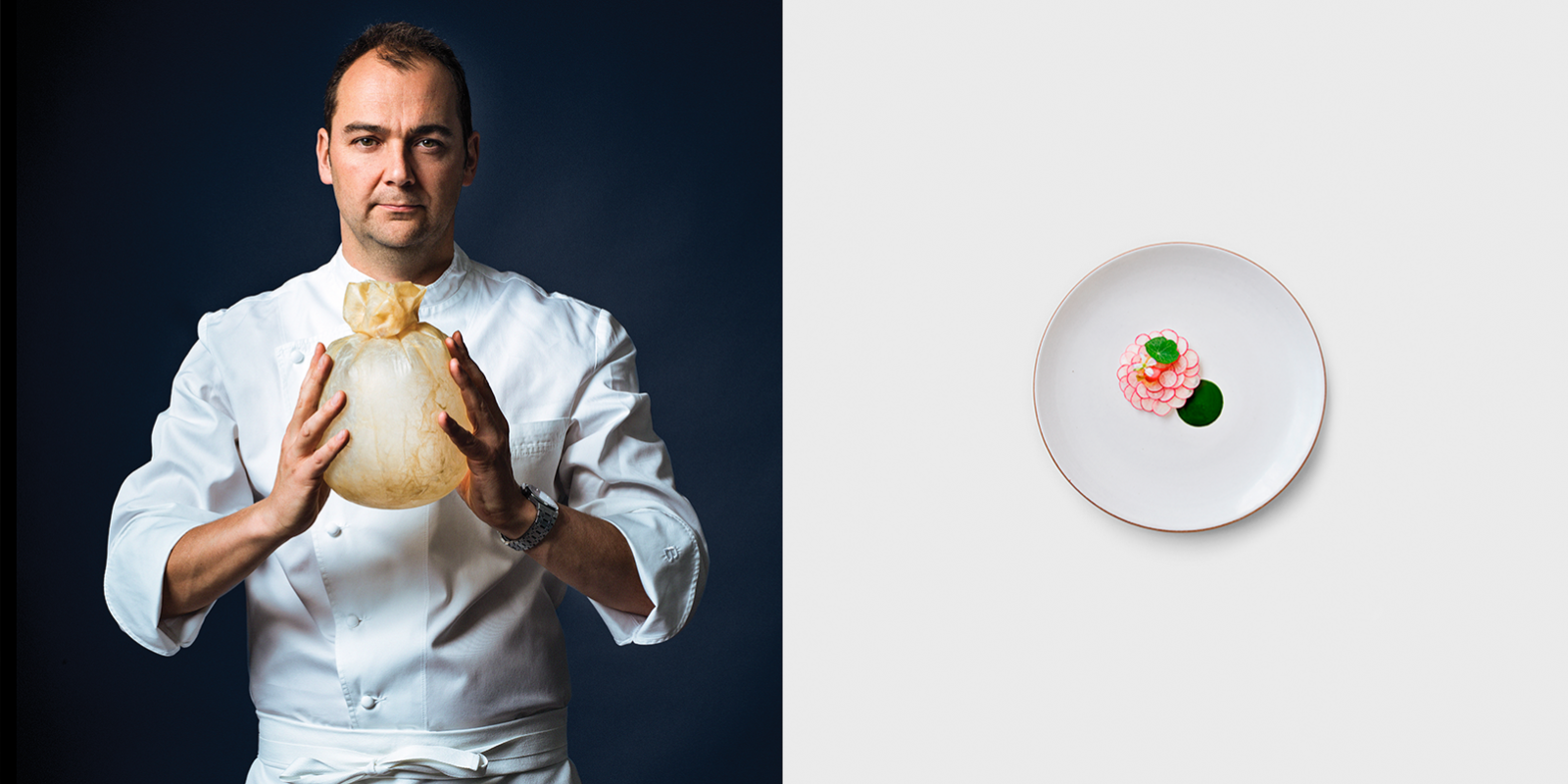 How Daniel Humm Became The World's Best Chef