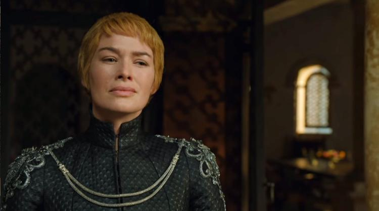 Cersei Game Of Thrones Finale Drinking