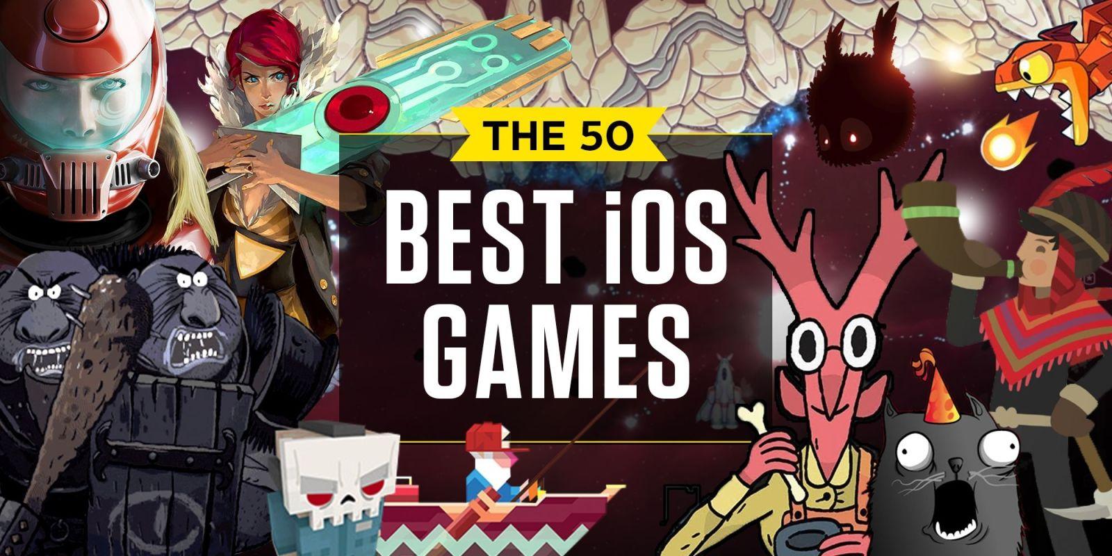 iOS Gamer - Magazine cover